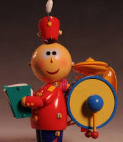 Oscar-winning Tin Toy Released