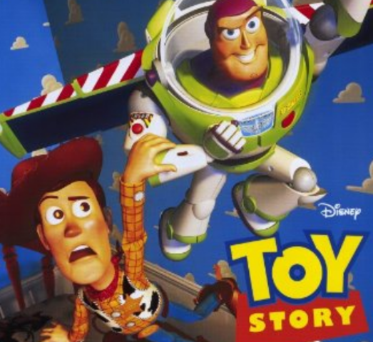 Toy Story Released: First CGI Feature Film