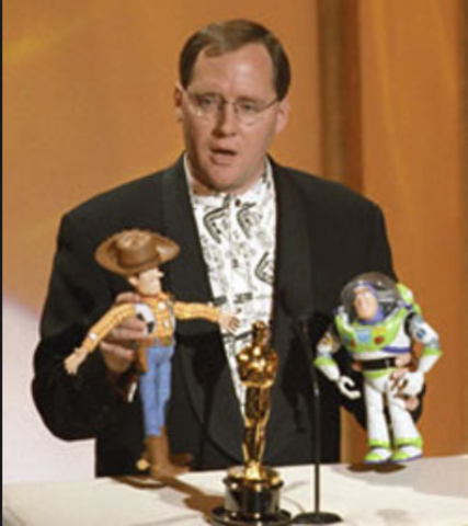 2nd Pixar Oscar