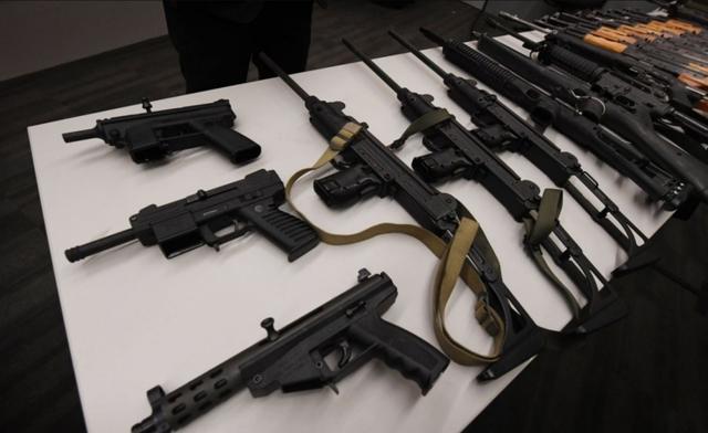 No va a tolerar l'enviament d'armes