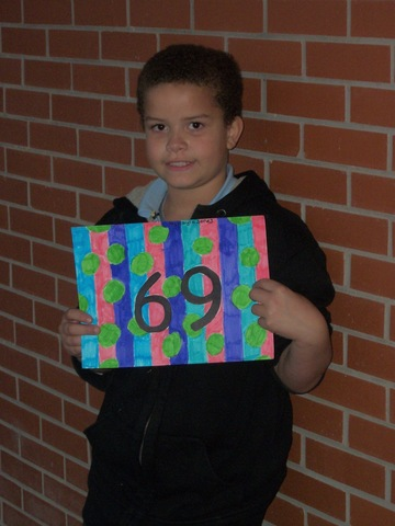 The Sixty Ninth Day of School