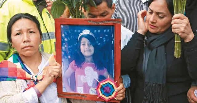 Secuestren a 8 nenes