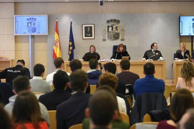 EL CAS ALSASUA PERFILARÁ EL DELIT DE TERRORISME