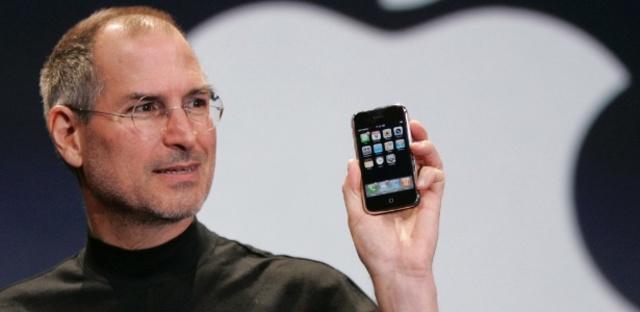 A Apple não inventou o iPhone