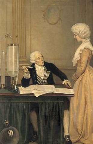 Antoine Lavoisier died