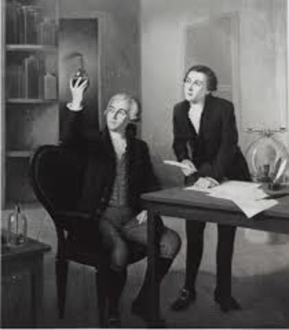 Antoine Lavoisier's Discovery