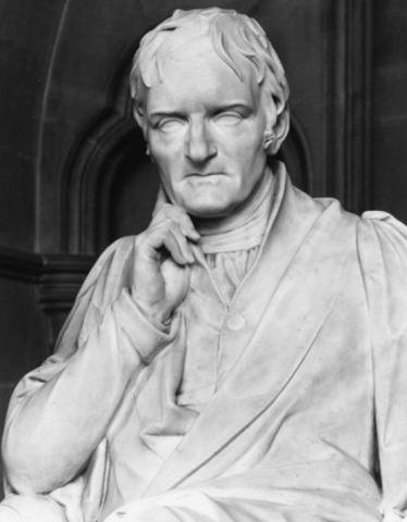 John Dalton died