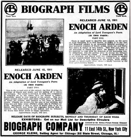 The First Feature Film Released