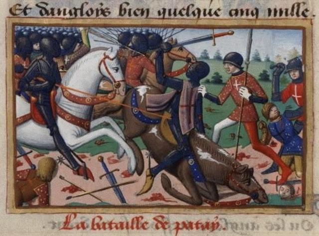 Victoire de Charles VII roi de France contre les Anglais, fin de la guerre de Cent Ans