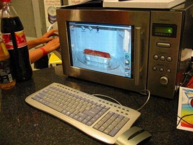Sain esimese arvuti!