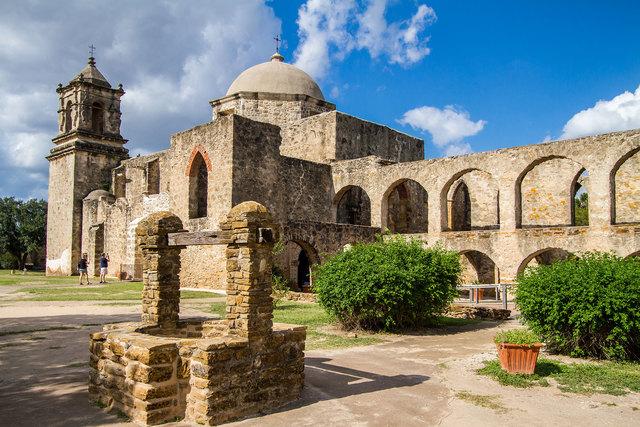 The Spanish Found San Antonio, Texas