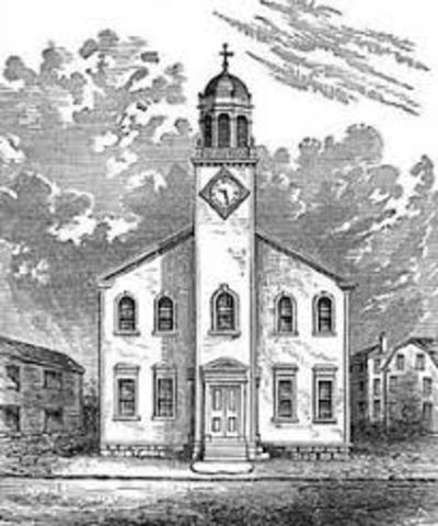 Halfway Covenant in Massachusetts