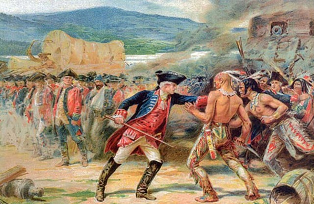 French and Indian War Began