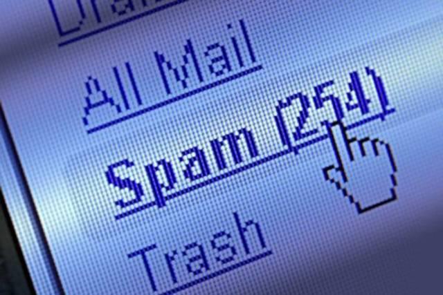 Caso de spam comercial