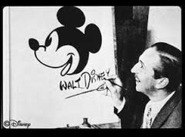 The Walt Disney Company Created