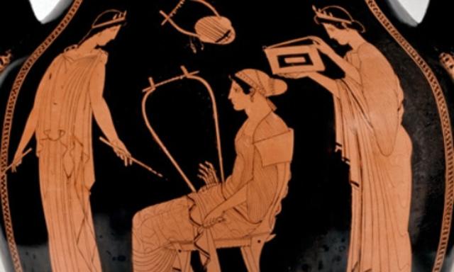 La música en Crecia