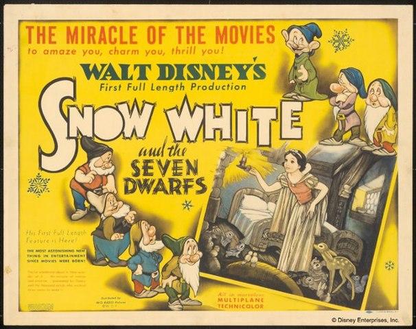Walt Disney's First Movie