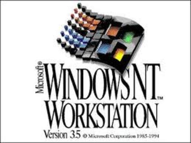 1994 Microsoft Windows NT 3.5