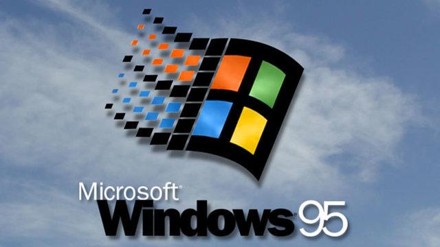 1995 Microsoft Windows 95