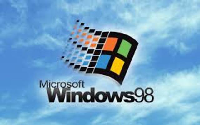 1998 Microsoft Windows 98