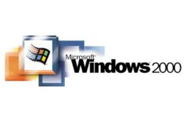 2000 Microsoft Windows 2000