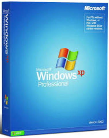2001 Microsoft Windows XP 64-Bit Edition (versión 2002)