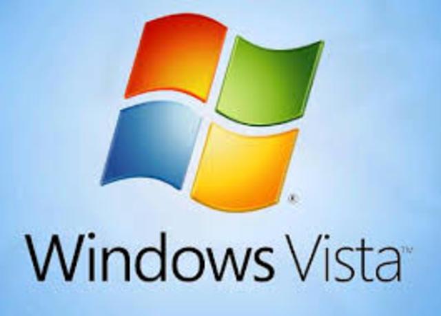 2006 Microsoft lanza Microsoft Windows Vista