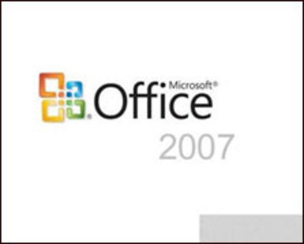 2007 Microsoft lanza Microsoft Windows Vista y Office 2007