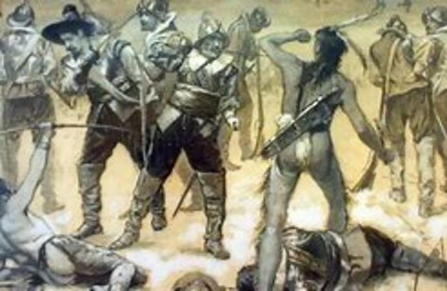 Pequot Indian War