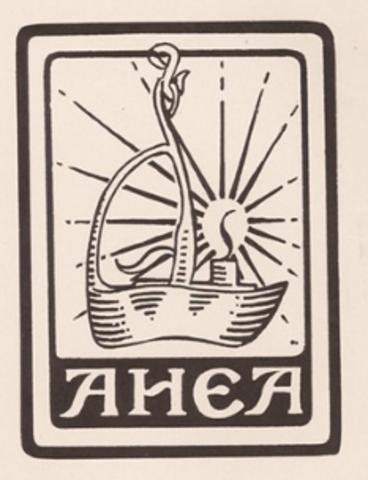 The Betty Lamp is adopted as the official symbol and logo of the American Home Economics Association