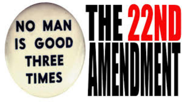 22th Amendment