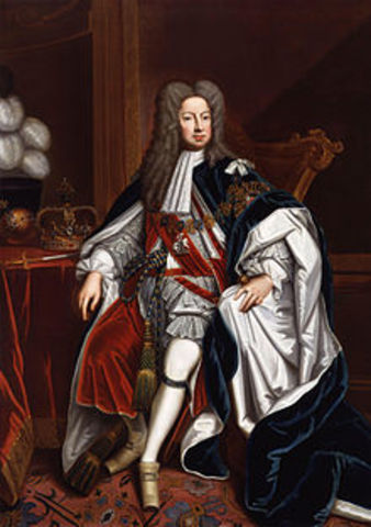 George I's reign