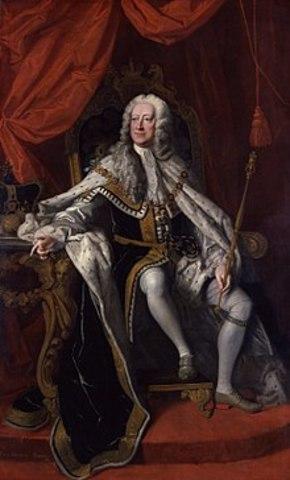 George II's reign