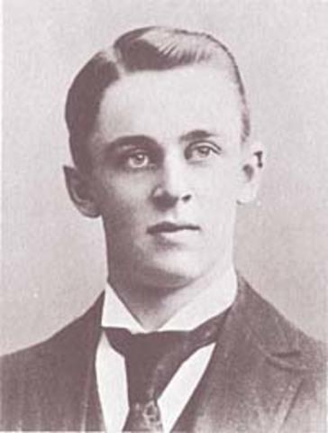 Robert Millikan was born
