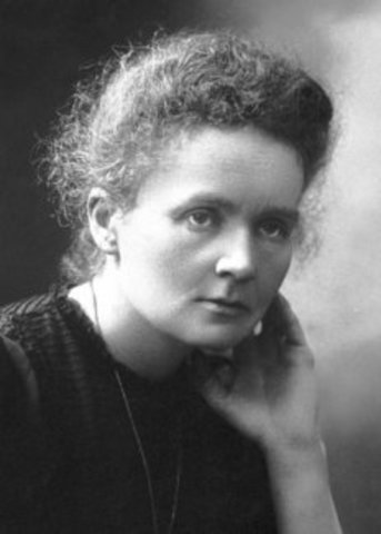 Marie Curie Died