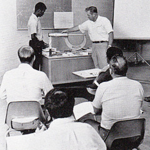 The Vocational Education Act of 1963 provided grants to states for vocational-technical education programs. The funds were targeted for occupations in demand.