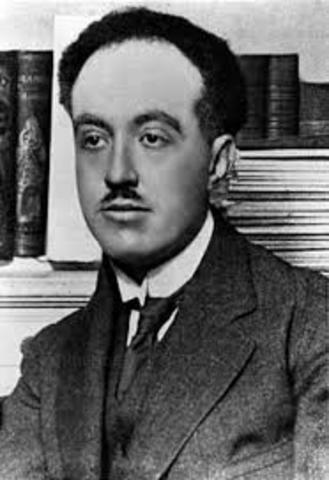 Louis De Broglie was born