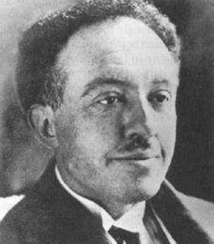 Louis De Broglie Died