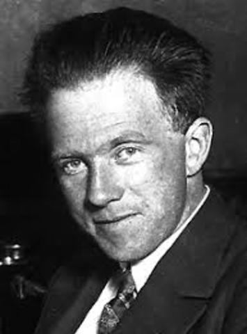 Werner Heisenberg Died