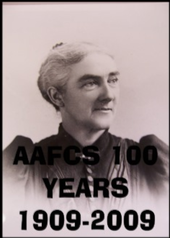 100 years of American Association of Family & Consumer Sciences. Celebrations are held across the nation.
