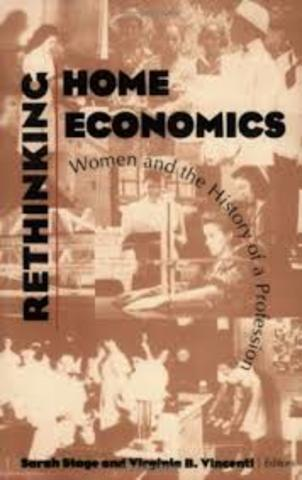 "Cornell University sponsors ""Rethinking Women & Home Economics in the 20th Century hoping to bring together the perspectives of women's historians, home economics educators and home economists."