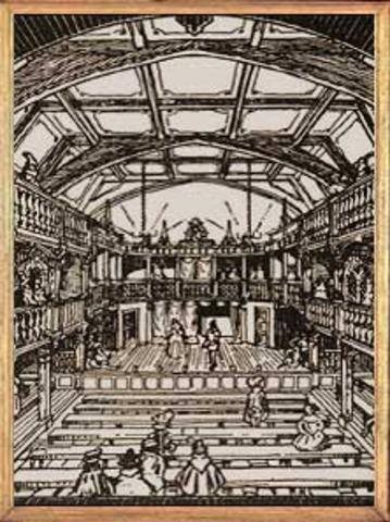 Blackfriars Theatre