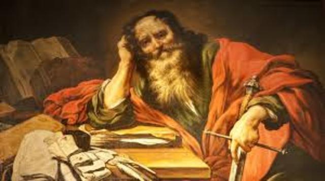 Birth of Paul the Apostle
