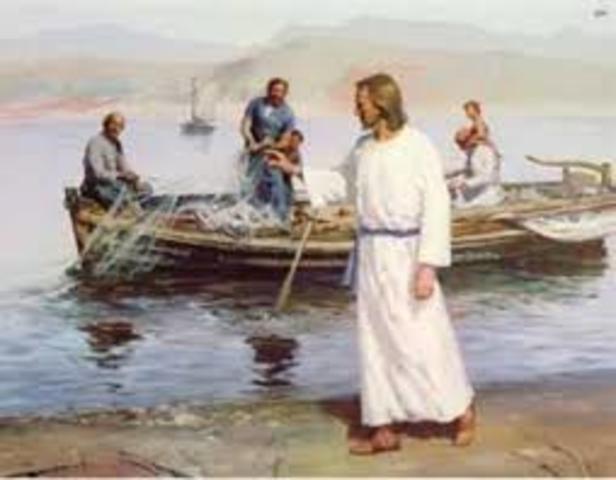 Jesus begins ministry in Galilee