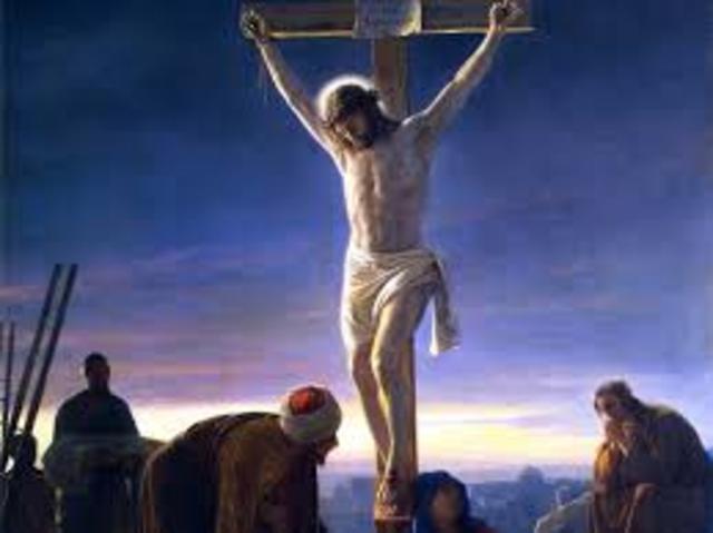 Crucifixion of Jesus in Jerusalem
