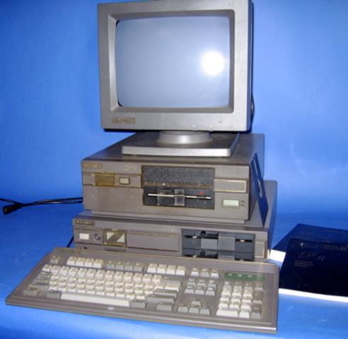 se ultima la máquina Delta, basada en bases de datos relacionales.