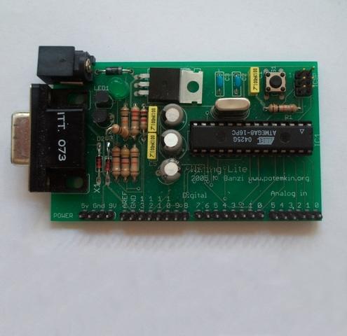 se construye un primer prototipo del hardware