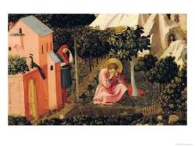 Conversion of Augustine