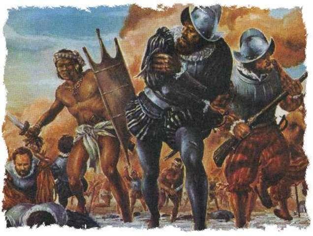 Pueblo Indian Revolt in Mexico