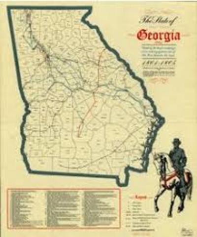 Georgia established